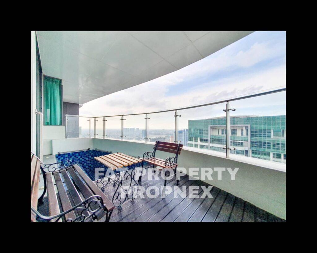 Disewakan Apartment ST MORITZ  Tower New Presidential,tower terbaru dan terkeren dgn infinity pool di rooftop spt di MBS Singapore.