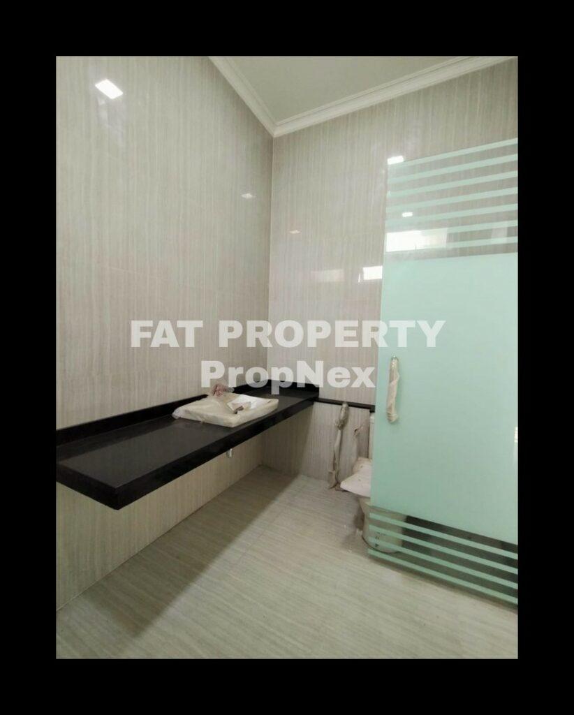 Dijual rumah mewah baru di komplek perumahan mewah PURI INDAH Blok E,Jakarta Barat.