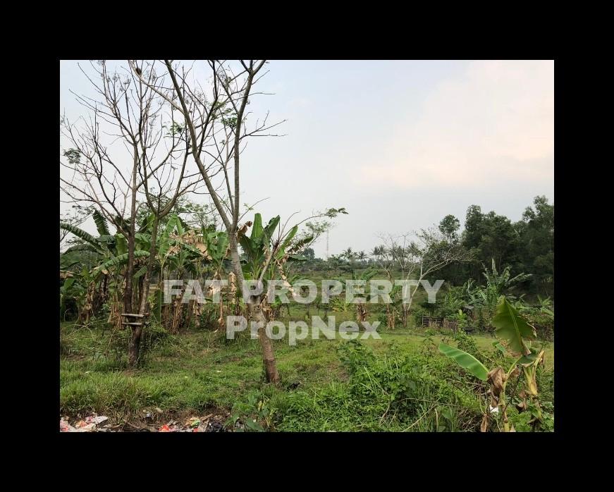 Dijual lahan di pinggir jalan raya di Cikande,Serang,Banten.