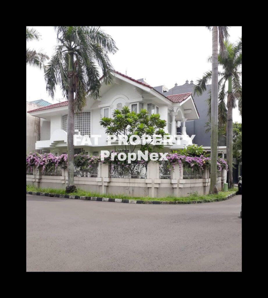Dijual rumah di Pulau Nirwana,Taman Permata Buana,Jakarta Barat.