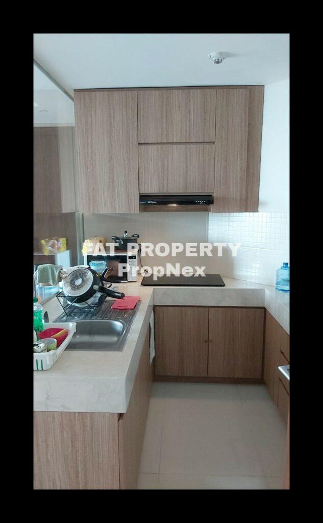 Dijual harga miring Apartment ST Moritz di Jl Puri Indah Jakarta Barat.