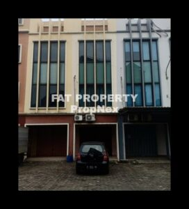 Dijual Ruko Pusat Bisnis Daan Mogot Baru,Jakarta Barat.