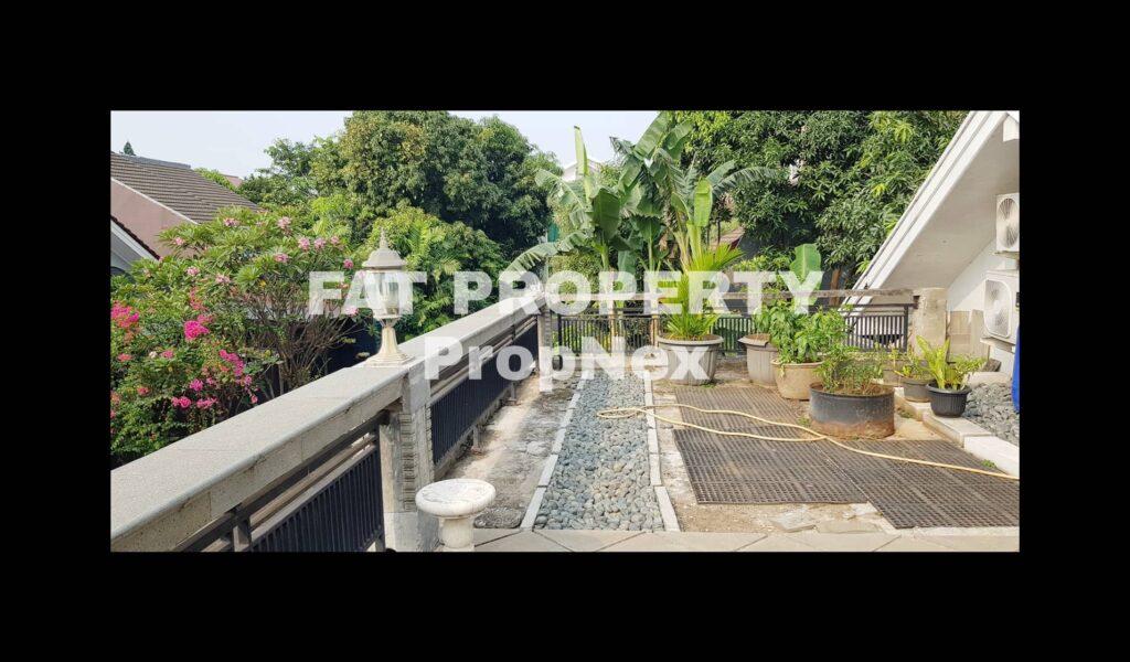 Dijual rumah di perumahan elite : Taman Kebon Jeruk Interkon,Jakarta Barat.