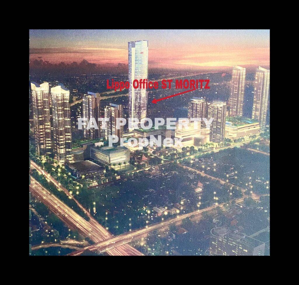 DIJUALOfficeSpace di kompleks paling bergengsi dan terkomplit di Jakarta Barat