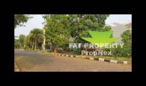 Dijual kavling hunian di komplek perumahan elite : Taman Kebon Jeruk Interkon,Jakarta Barat.