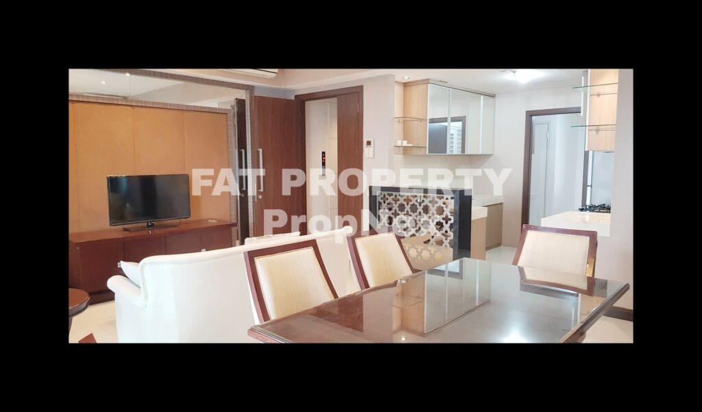 Dijual/disewakan Apartment ST MORITZ Tower Ambasador,paling strategis di tengah2 Lippomal Puri.