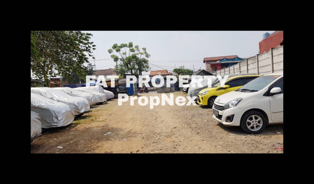 Dijual lahan komersil di Jl Tipar Cakung,Jakarta Utara.