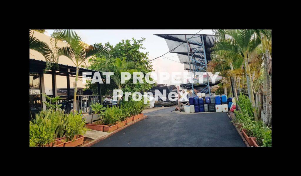 Dijual kavling di Perumahan Elite Pantai Mutiara,Jakarta Utara.