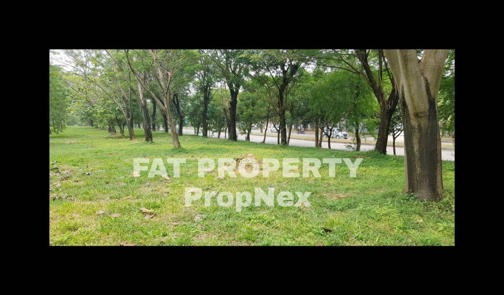 Dijual kavling komersial di pinggir Jl Majapahit,Lippo Cikarang: MATRIX (Majapahit Commercial District).