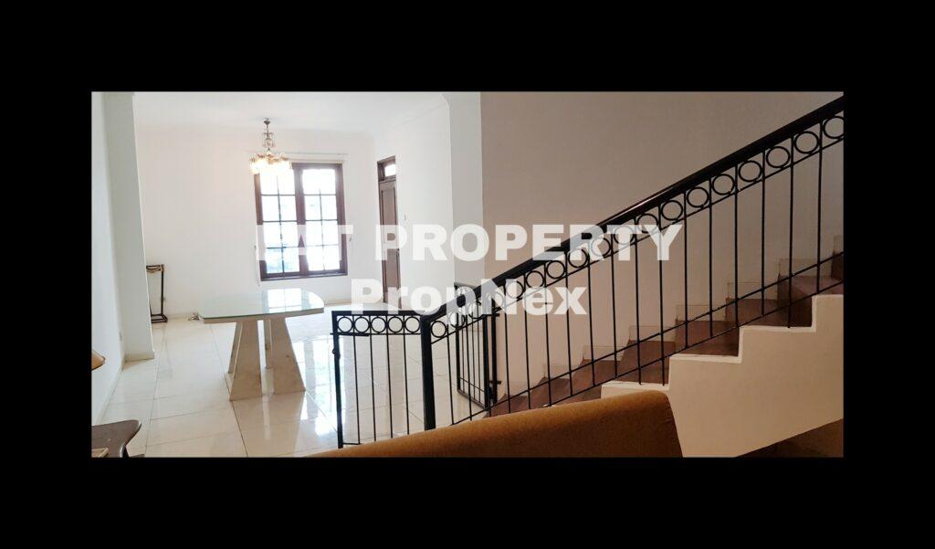 Dijual/Disewakan rumah townhouse dalam cluster elite Permata Palmerah Residence,Kemandoran,Kebayoran Lama,JakSel.