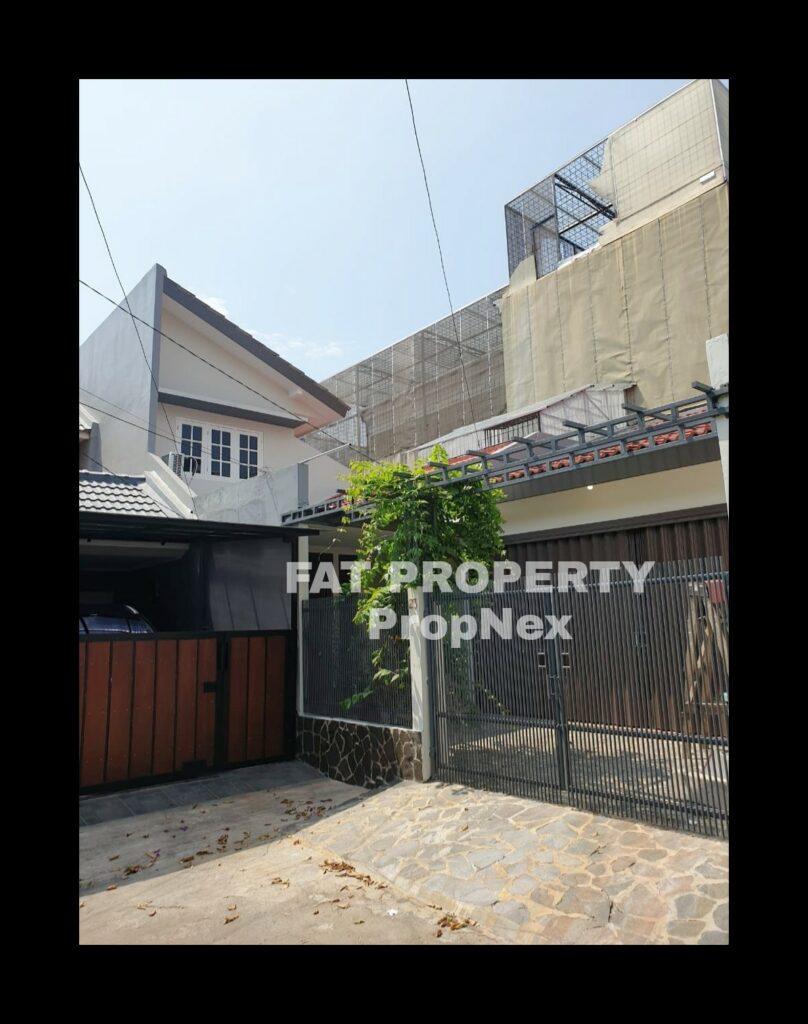 Disewakan rumah di Puri Indah Blok D,Jakarta Barat.