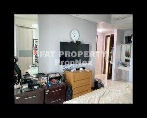 Dijual Apartment ST MORITZ Tower Ambasador, tower paling strategis di tengah2 mal.