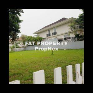 Dijual kavling hunian premium di Jl Boulevard Palem Raya (BPR) no 2028,Lippo Karawaci/Lippo Village,Banten.