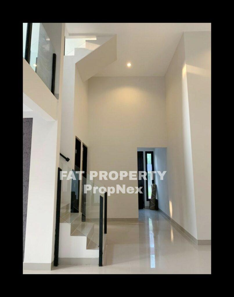 Dijual rumah bagus baru di Tmn Bromo,Lippo Karawaci.