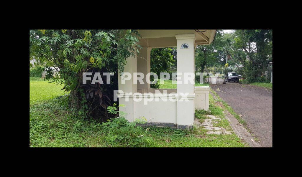 Dijual kavling hunian premium di Jl Boulevard Palem Raya (BPR) no 1820,Lippo Karawaci/Lippo Village,Banten.